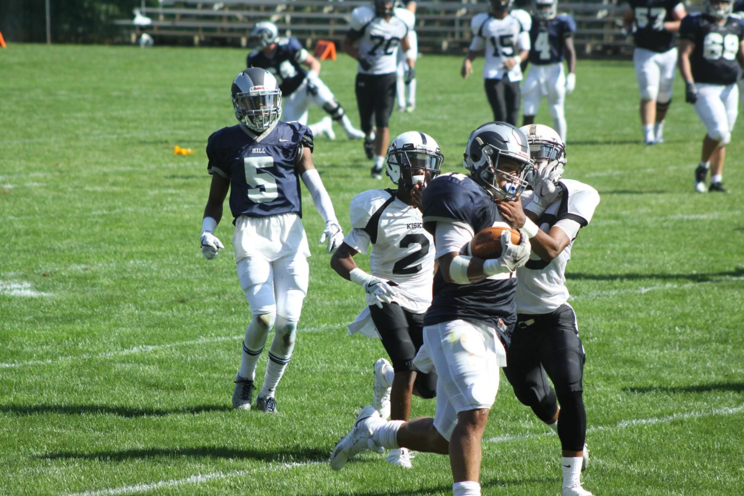 Hill Football's Uncertain Future After Various Losses