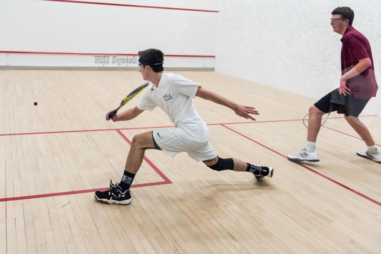 Hill Squash Boasts Renewed Focus