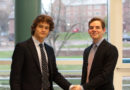 Garrett George '19 Elected SGA President, with Max Moore '19  Serving as the Vice President