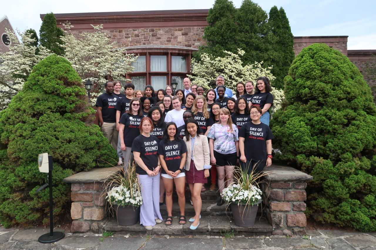 Day of Silence Reflections: The LGBTQ Community at Hill