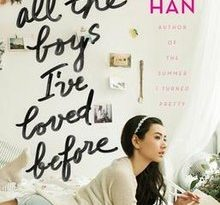 "Book Review: Jenny Han's ""To All the Boys I've Loved Before"""