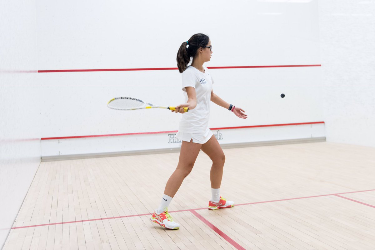 Hill Squash Competes in Canadian Junior Open
