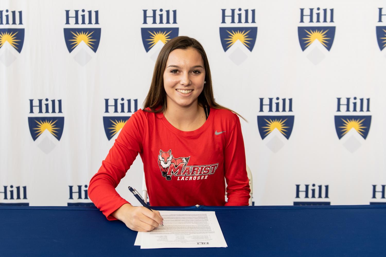 Athlete Spotlight: Hannah Spease '20