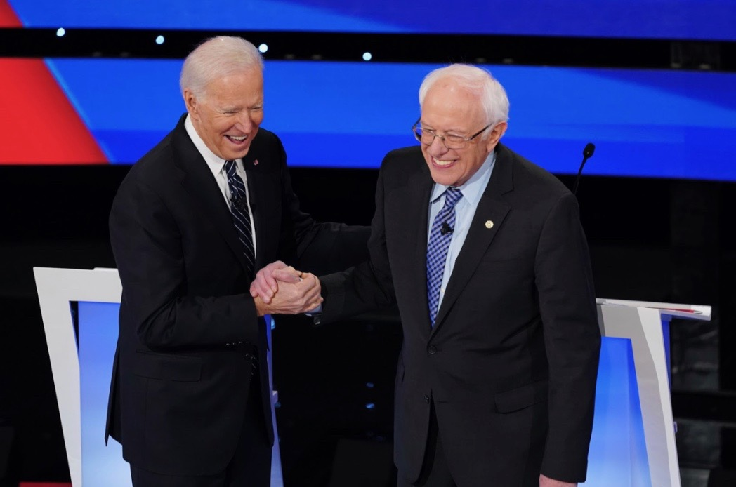 Progressives should vote for Biden.  Doing otherwise would be stupid.