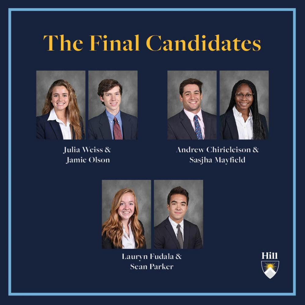 Missed the caucus? 2020 SGA Co-Presidential candidate breakdown