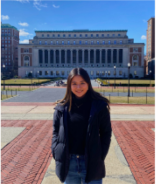 Letters from the Co-Editors (Eva Wu '20)