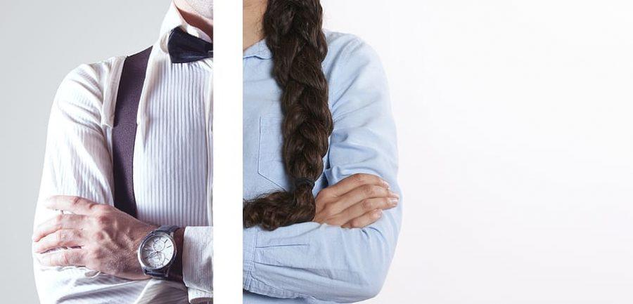 Some people believe the government should regulate gender employment disparities. SOURCE: pxfuel.com