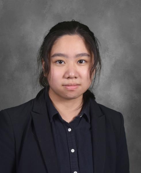 Tina Wang '22