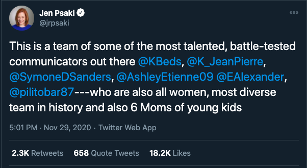 Biden+puts+together+a+groundbreaking+all+female+communications+team