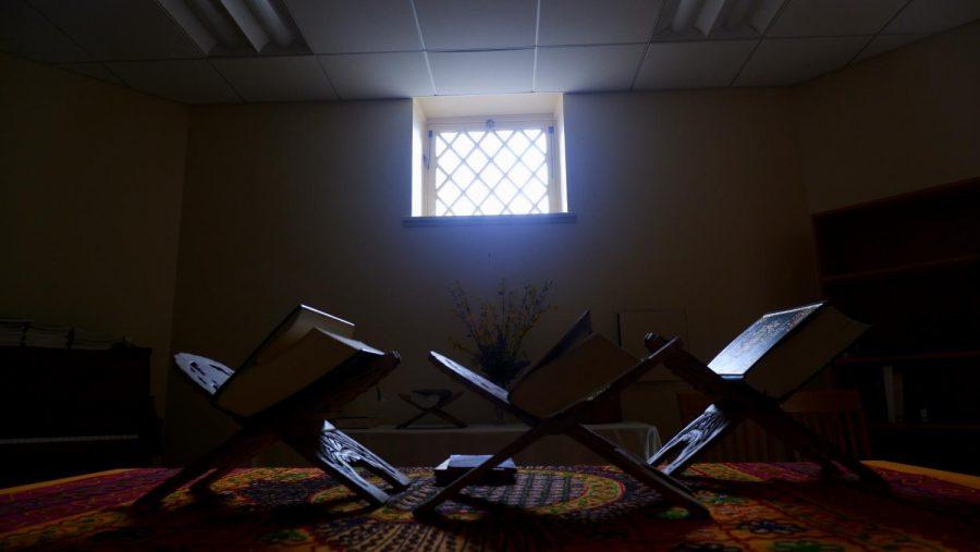 Chapel. Photo by Sarah Jiang '22.