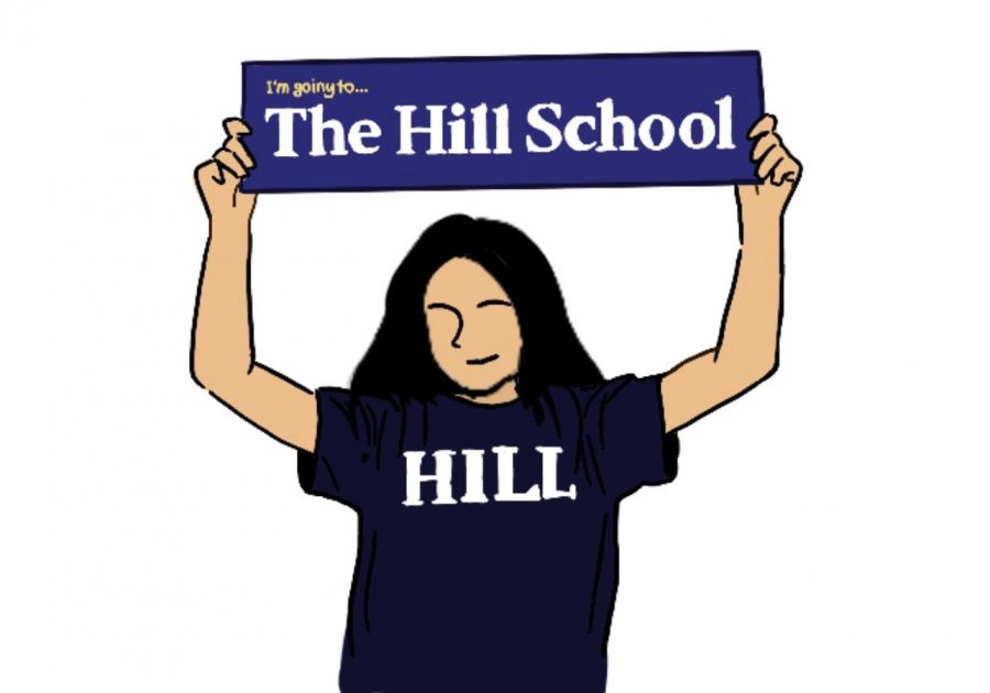 Why I chose Hill